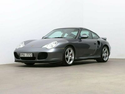 begagnad Porsche 911 Turbo