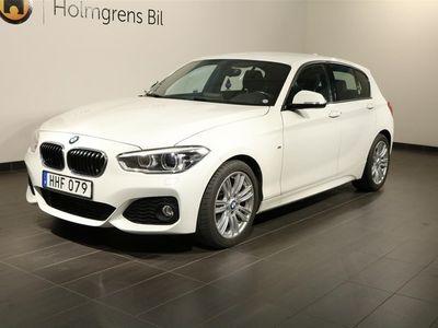begagnad BMW 118 i M Sport PDC Manuell