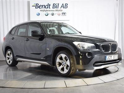 usata BMW X1 sDrive18d 143hk/ X-Line/ Läder