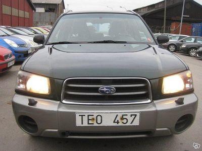 begagnad Subaru Forester 2.0 4WD 125hk ACC/Drag/V-däck