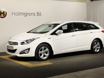 begagnad Hyundai i40 Kombi 1.7 CRDi M6 Go