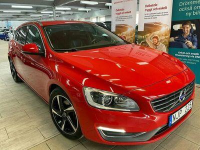 begagnad Volvo V60 T4F (180hk) Powershift Summum*1,99%*