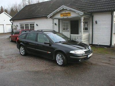begagnad Renault Laguna 2.0 t