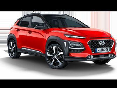 begagnad Hyundai Kona 1.6 T-GDi 2WD AUT-D7 Trend