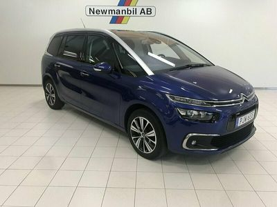 begagnad Citroën Grand C4 Picasso 1.2 e-THP EAT 7-sits Panorama 130hk