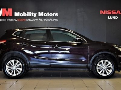 used Nissan Qashqai DCI 130 ACENTA CONNECT