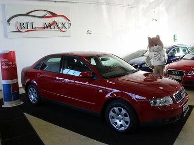 begagnad Audi A4 Sedan 2.0 130hk Nybesiktad Toppenskic -01