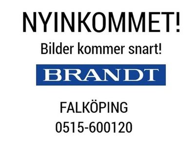 begagnad Ford Transit Connect Trend L2 120hk Automat