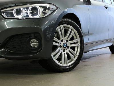 begagnad BMW 118 d xDrive 5-dörrar M-Sport Bluetooth Farthållare