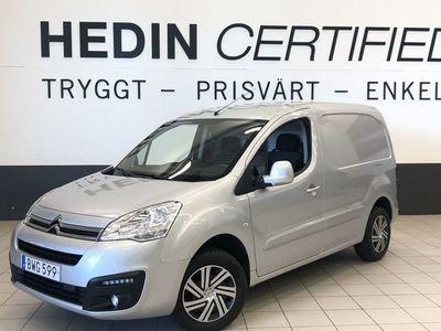 begagnad Citroën Berlingo Van 1.6 BlueHdi Vinterhjul