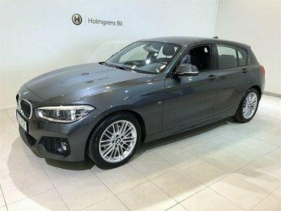 begagnad BMW 120 i 5dr M-Sport Privatleasing 3621:- mån V-hjul