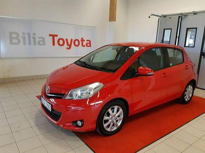 begagnad Toyota Yaris 1.33 VVT-i Active