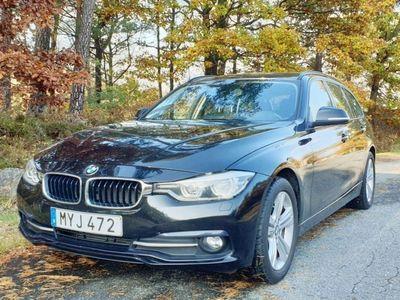 begagnad BMW 320 d Touring 190hk Sport Line