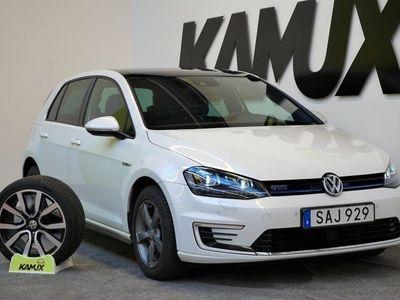 begagnad VW Golf GTE 1.4 TSI Plug-in hybrid S&V-hjul 204hk