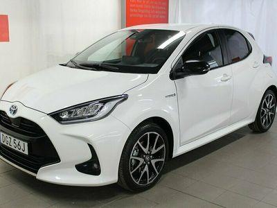 begagnad Toyota Yaris Hybrid 1.5 HSD / STYLE / 61 mil / Nybilsgaranti