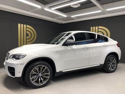 begagnad BMW X6 M50d (381hk) Sv-såld / 5-sits / Drag
