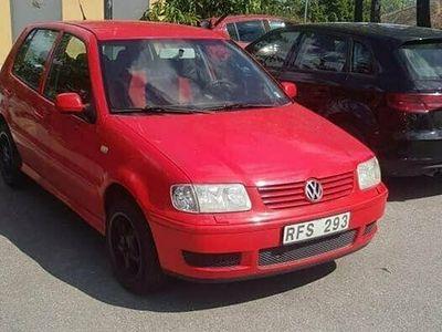 begagnad VW Polo 1,4/60