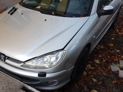 begagnad Peugeot 206 1.4 12000mil
