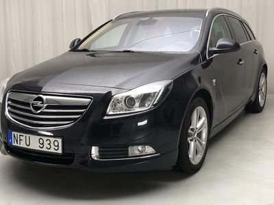 begagnad Opel Insignia 2.0 CDTI ecoFLEX Sports Tourer (160hk)