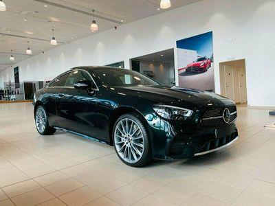 begagnad Mercedes 450 E Benz E4MATIC COUPE 2021, Sportkupé Pris 734 640 kr
