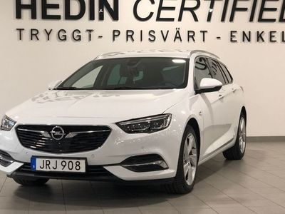 begagnad Opel Insignia Sports Tourer 2.0 CDTI 4x4 Automatisk 210hk