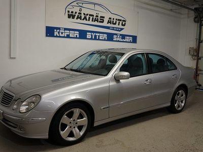 begagnad Mercedes E500 W211 (306hk)