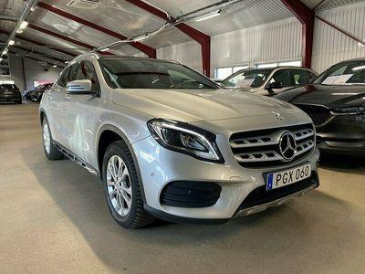 begagnad Mercedes GLA220 d 4MATIC 7G-DCT AMG LINE 177hk
