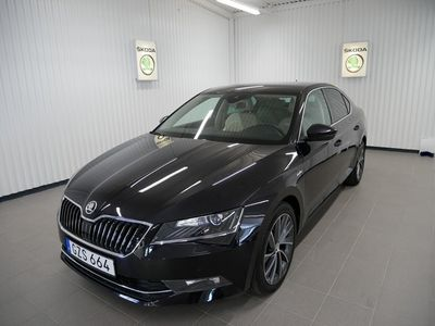 used Skoda Superb L&K TDI 190 DSG