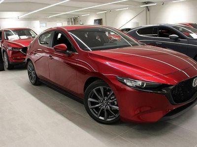 begagnad Mazda 3 M-hybrid X Sky 2,0 180hk Automat AWD