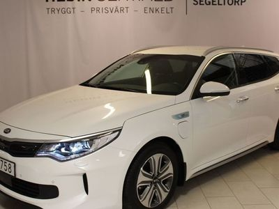 gebraucht Kia Optima 2,0 GDI 205HK PLUG-IN HYBRID PLUS1