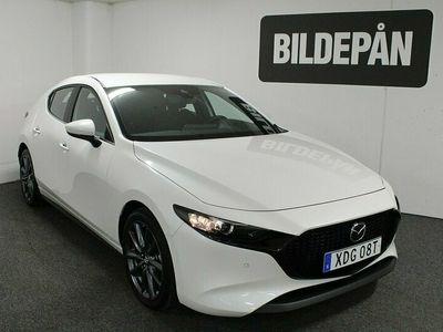 begagnad Mazda 3 Sport Skyactive Mildhybrid
