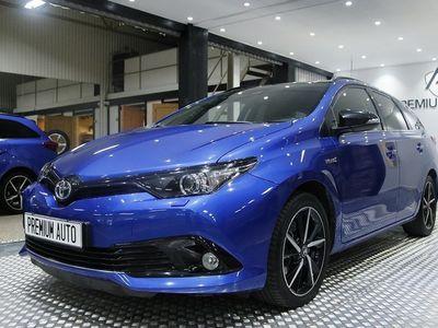 begagnad Toyota Auris Touring Sports Hybrid 1.8 VVT-i + 3JM CVT, 136hk Comfort