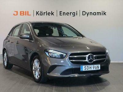 begagnad Mercedes 180 B-Klass116hk Aut - Backkamera, Apple Carplay, Keyless