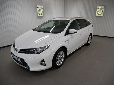 begagnad Toyota Auris TOURING SPORT EDITION 50 1.95 % Ränta