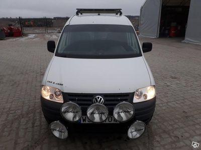 begagnad VW Caddy 1,9TDI, ev byte -05