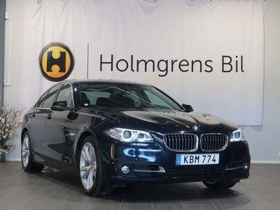 brugt BMW 530 d xDrive Sedan (258hk) Navi / Drag