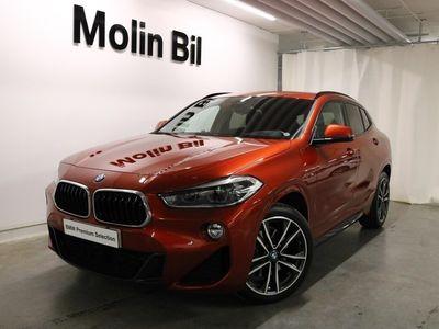 begagnad BMW X2 xDrive 20d / M Sport / Navi / Drag -19