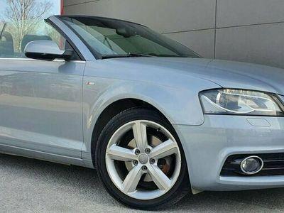 begagnad Audi A3 Cabriolet 8P
