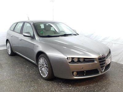 begagnad Alfa Romeo 159 Sportwagon 2.2 JTS 16V 185hk
