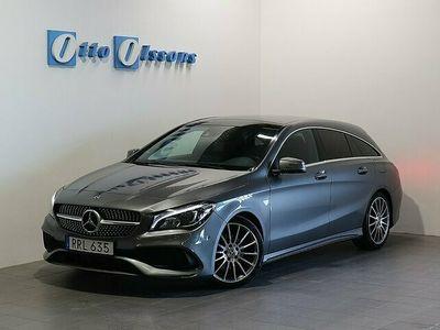 begagnad Mercedes CLA200 Shooting Brake AMG Aut, Nav, Drag, Panorama