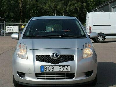 begagnad Toyota Yaris Verso Yaris 1.3 VVT-i 5dr Halvkombi 2007, Kombi Pris 19 700 kr