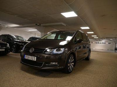 begagnad VW Sharan 4motion 7vxl dsg