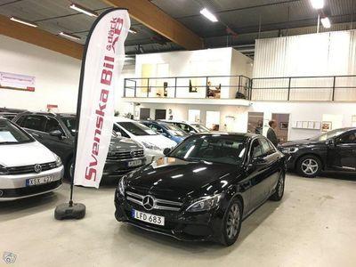 begagnad Mercedes C200 d 7vxl AUT (1.79% Ränta)