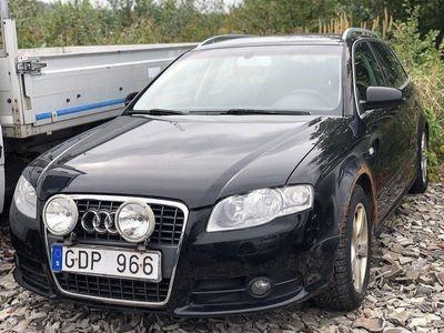begagnad Audi A4 2.0 TDI S-Line quattro
