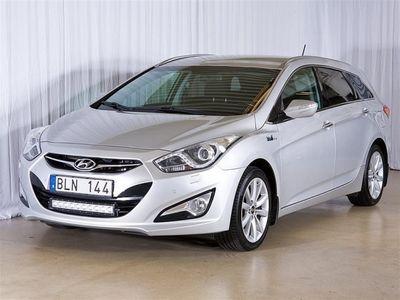 begagnad Hyundai i40 Kombi Business Edition 1.7 CRDi