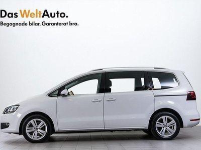 begagnad VW Sharan TDI 150 DSG6/AUTOMAT/ MKT U