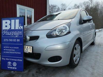 begagnad Toyota Aygo 5D NYBES/NYSERV/ÅRSSK 360:-/MVG/FINANS