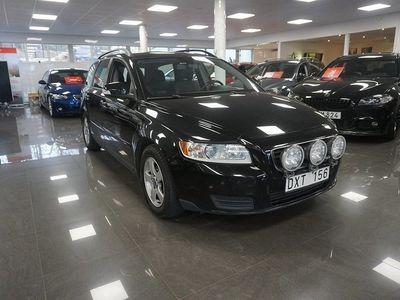 begagnad Volvo V50 1.6 D Kinetic 2010, Kombi 39 900 kr
