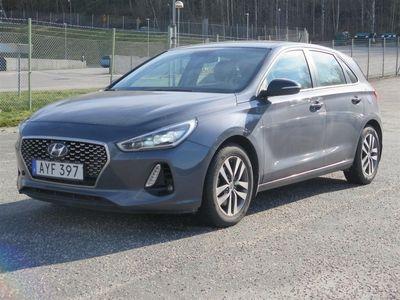 begagnad Hyundai i30 5d 1.6 D AUT-D7 Comfort Launch Edition