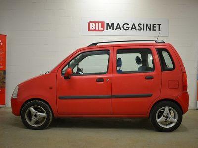 begagnad Opel Agila 5D 1.2 COMFOR